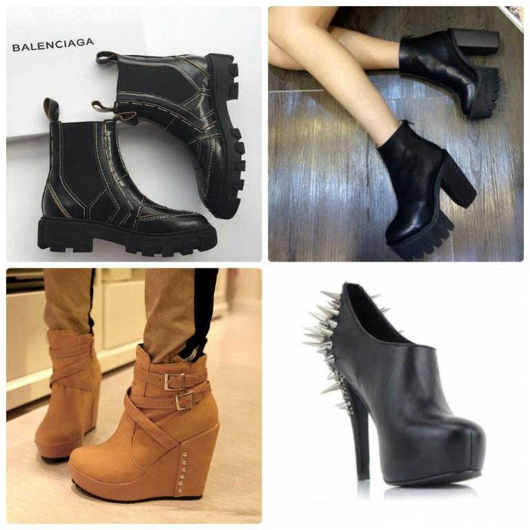 fc1db5582 Купить ботинки, ровно как и купить ботильоны - это то, что хочет сделать  каждая модница с наступлением ранней весны. А все потому, что эти виды  обуви просто ...
