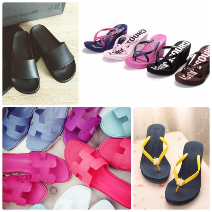 5b275cddb Женские шлепанцы, сандалии или вьетнамки - тренд летней обуви ...