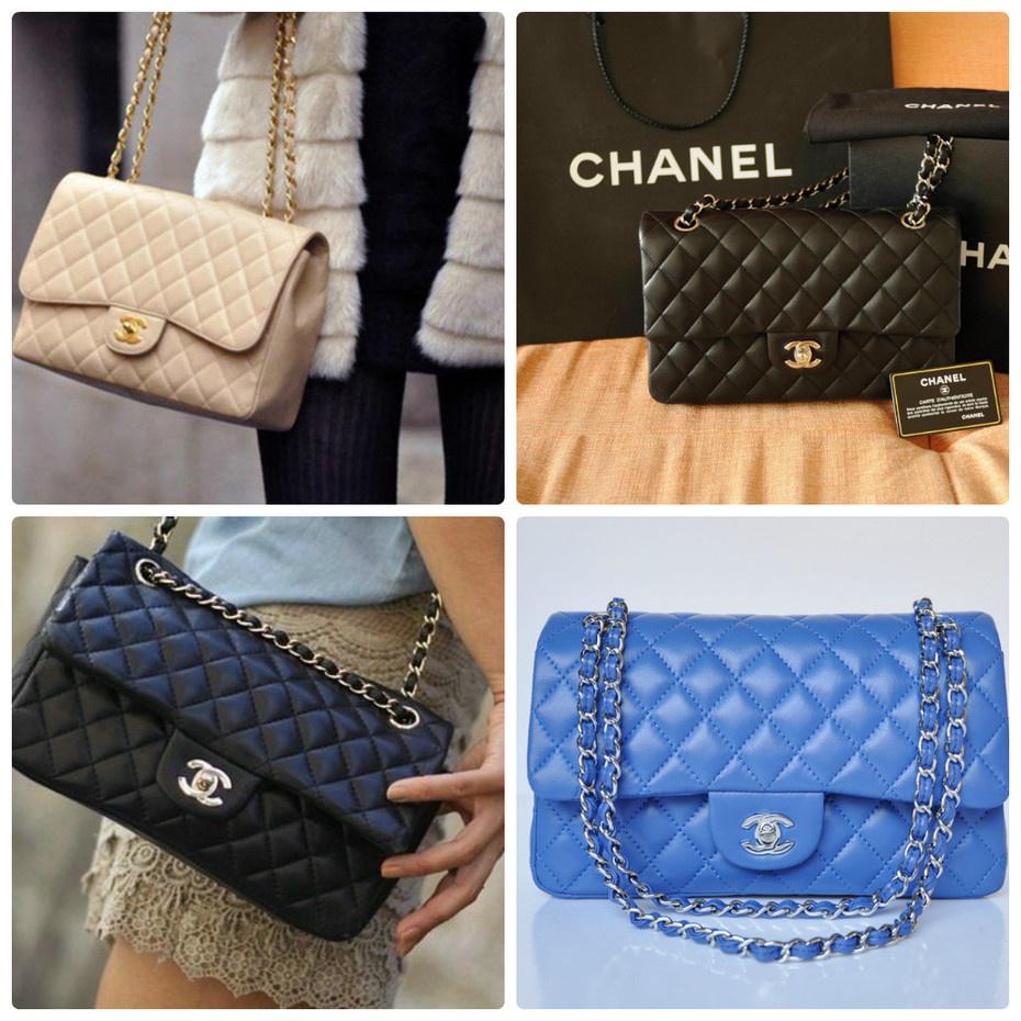 771ac0ce72b5 Сумка Chanel 2.55 - одна из легендарных вещей созданных домом моды Chanel.  Это небольшая стеганная прямоугольная сумочка на длинной цепочке, которую  удобно ...