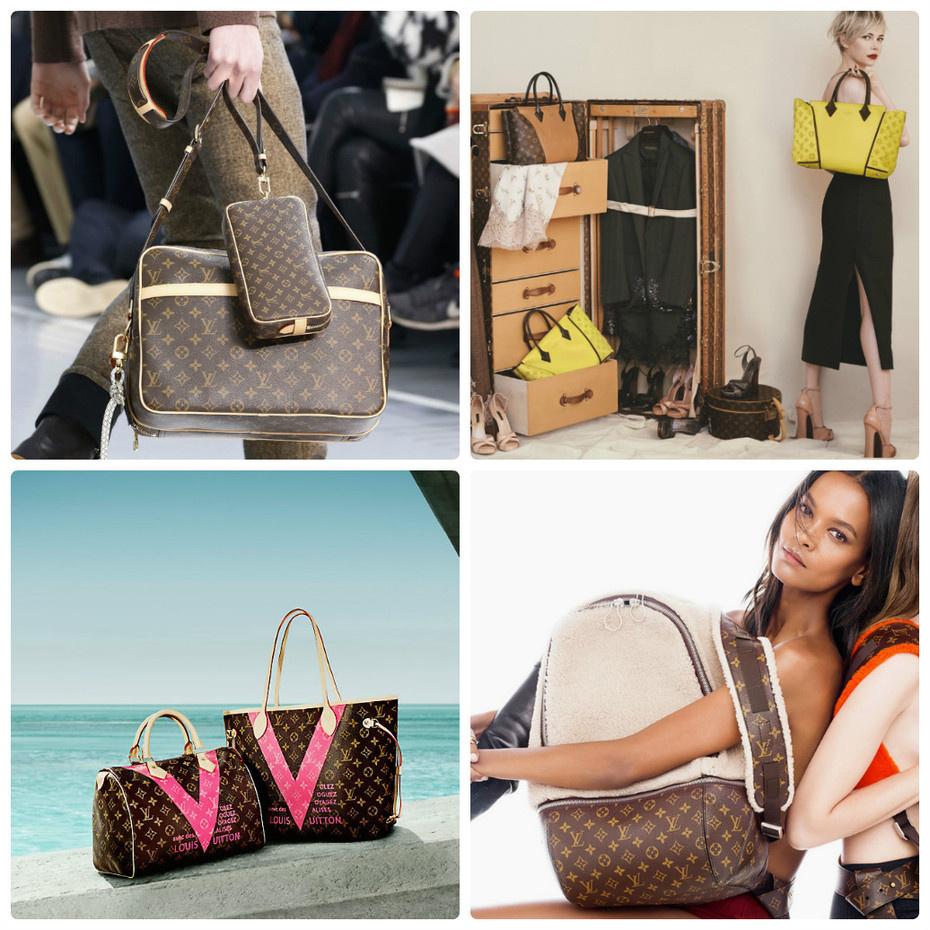 747f39b17867 Модели сумок Louis Vuitton относятся как раз к тем изделиям, которые лучше  приобретать именно в данном выполнении. Уж очень большая ценовая разница ...
