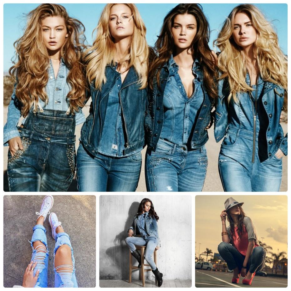 Брендовые женские джинсы доставка