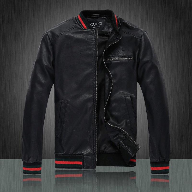 Кожаная куртка 8094. Мужские кожаные куртки Другие купить по лучшей ... c506583345356