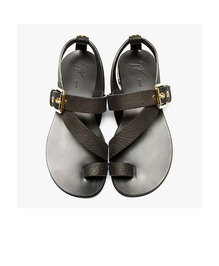 Мужские сандалии Giuseppe Zanotti 3721. Мужские сандалии 3d149eb7f351a