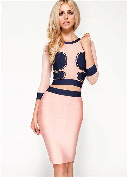 Бандажное платье доставка