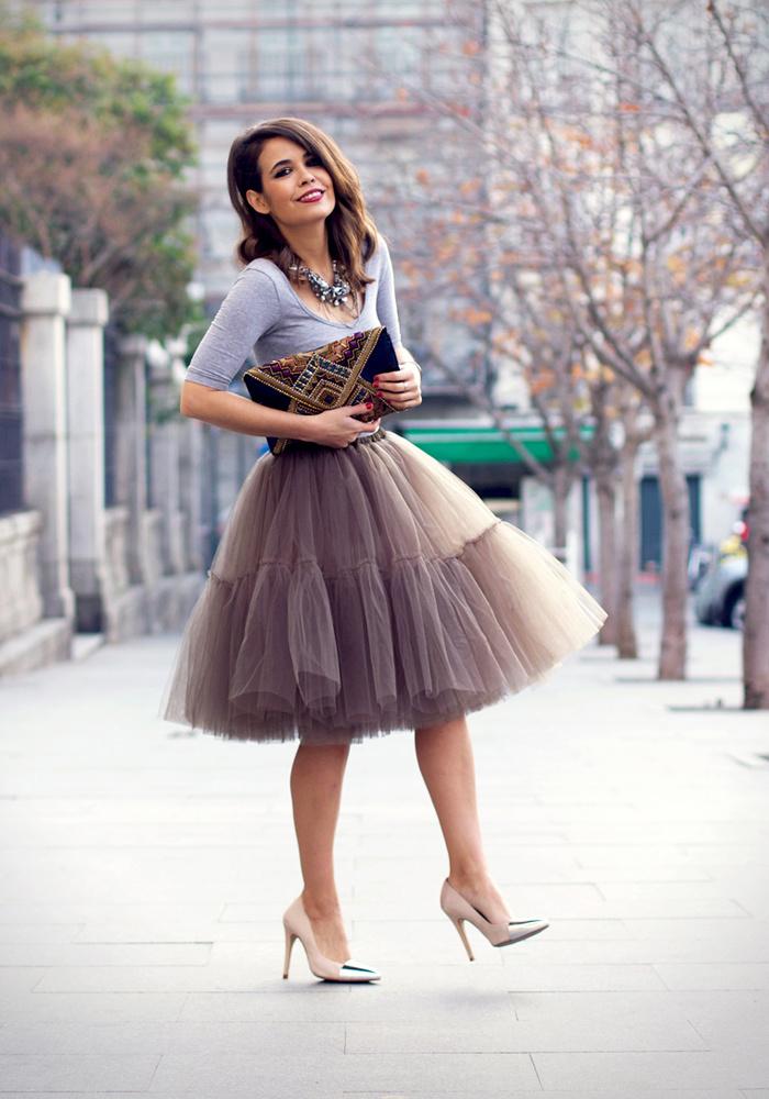 Где купить фатиновую юбку