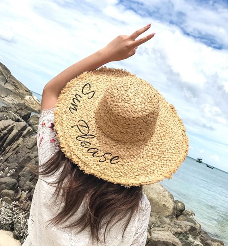 решение фото в шляпах на море без лица один парень наверное