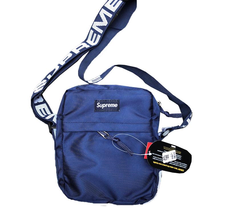 d2af2c8c17db Мужская сумка через плечо Supreme 6846. Мужские сумки Supreme купить по  лучшей цене в интернет магазине