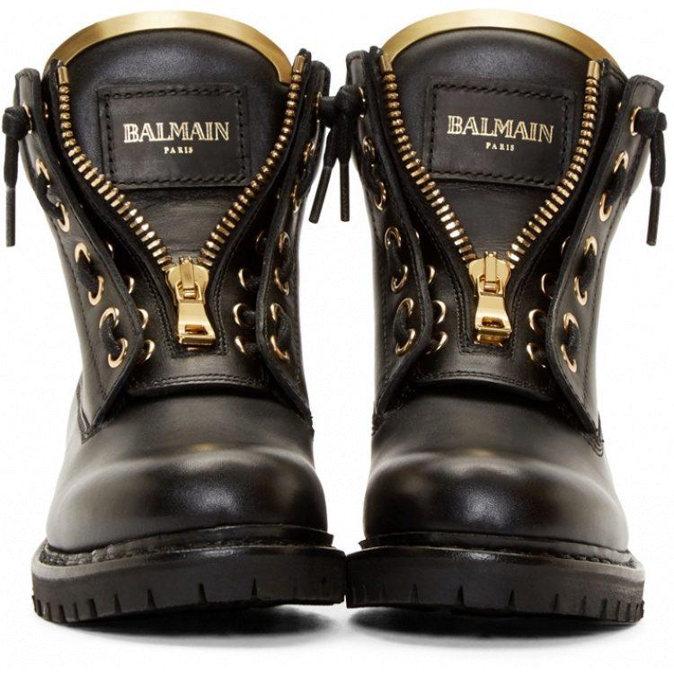 b799b140d1a6 Сапоги Balmain 11690. Женские сапоги и ботинки Balmain купить по ...