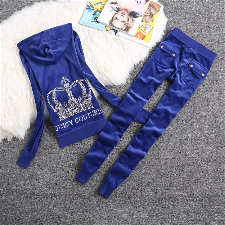 Juicy couture велюровый костюм женский с доставкой