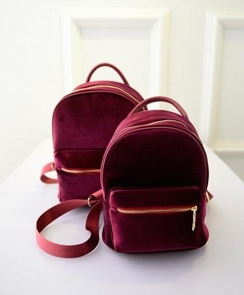 Велюровый рюкзак 12348. Женские рюкзаки Другие купить по лучшей цене ... 8a17a2ff701