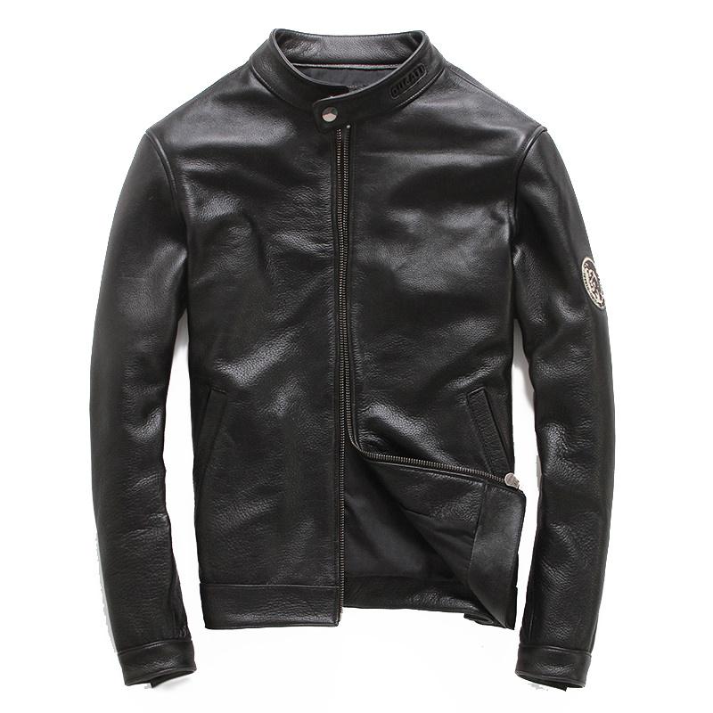 Кожаная куртка Diesel Ducati 4882. Мужские кожаные куртки Diesel ... 7c5164d56f4f5