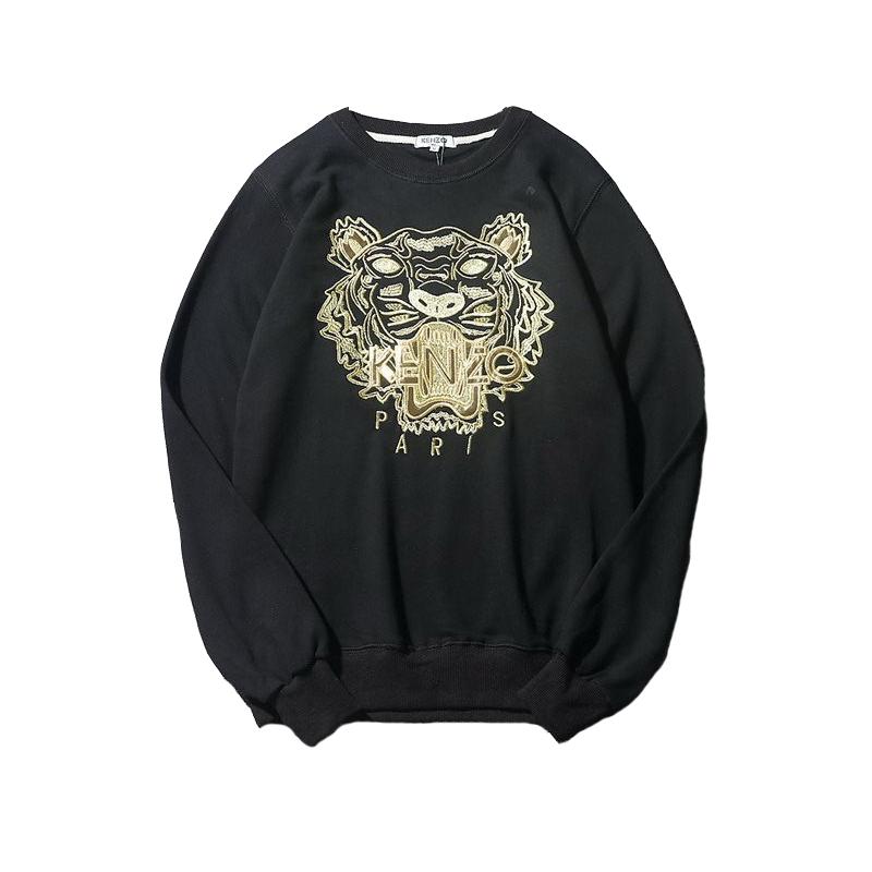 fbb39928dc9f84c Свитшоты Kenzo с золотым тигром 5873. Мужские толстовки KENZO купить ...