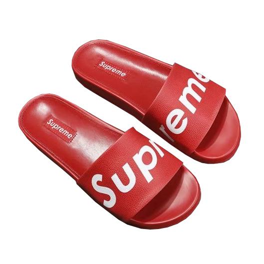 Шлепанцы Supreme 6197. Мужские сандалии, шлепанцы Supreme купить по ... 133b0ab38ba