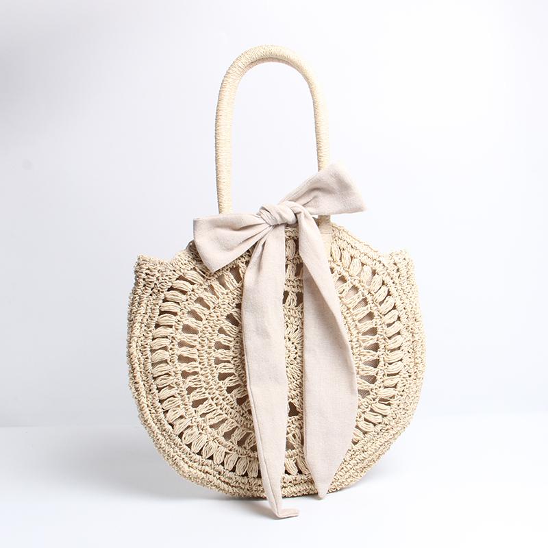 99ec2726ff33 Большая плетеная круглая сумка 13940. Сумки на руку Другие купить по ...