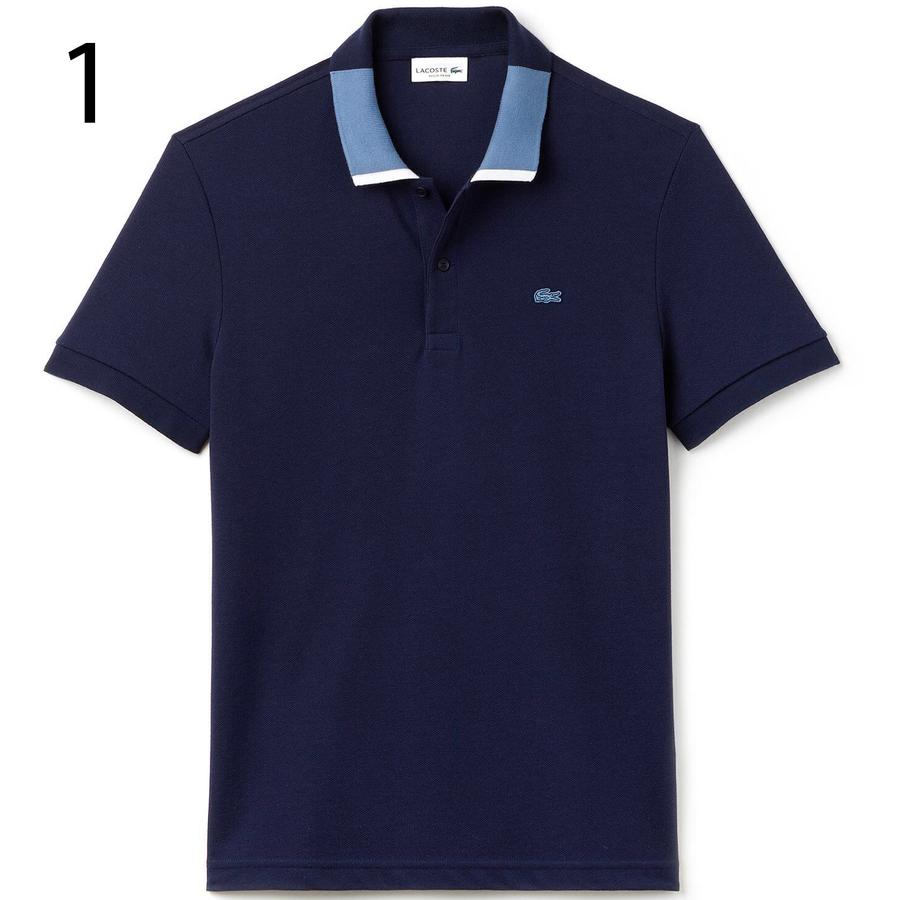 d739dad23374 Стильная футболка поло от Lacoste 8241. Мужские футболки Поло ...