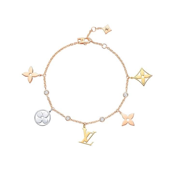 a01ab020fde Красивый браслет для женщин от Louis Vuitton 8301. Женские браслеты ...
